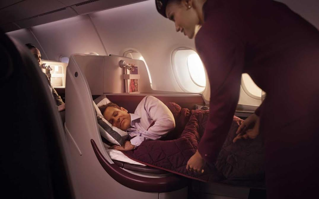 qatar-airways-business-class-bed